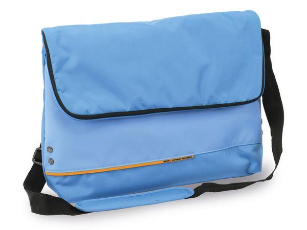 Notebook-Tasche HAMA AHA URBAN STYLES CROWLER, blau - Produktbild 1