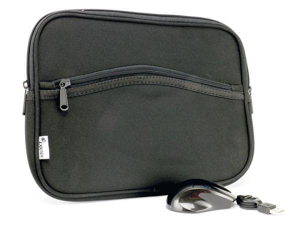 Notebook-Tasche EXXTER 10,2, mit Maus - Produktbild 1