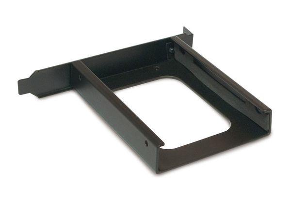 """PCI-Einbaurahmen für 1x 2,5"""" Festplatten"""