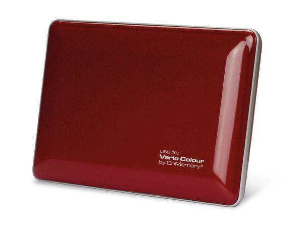 """6,35 cm (2,5"""") Festplatten-Gehäuse, USB 3.0 zu SATA"""