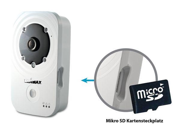 Netzwerk-Farbkamera EDIMAX IC-3140W, WLAN, HD 720p - Produktbild 2