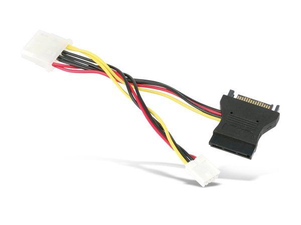 SATA-Stromversorgungsadapter