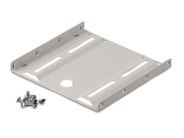 """6,35 cm (2,5"""") Festplatten-Adapter, SATA, beige"""
