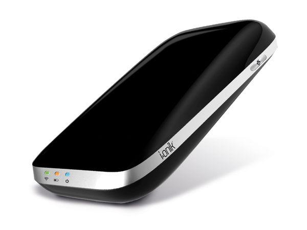 IONIK myCloud WLAN SATA-Festplattengehäuse - Produktbild 1