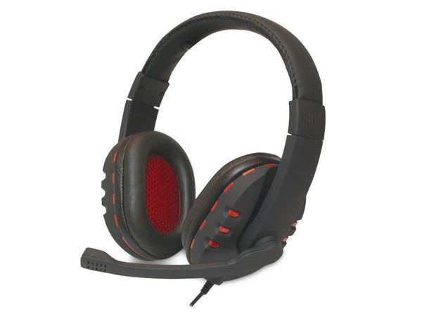 USB Multimedia-Headset LOGILINK HS0033