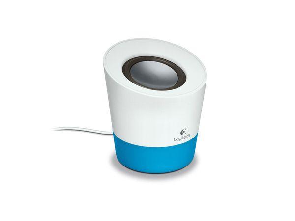 Aktiv-Lautsprecher LOGITECH Z50, blau