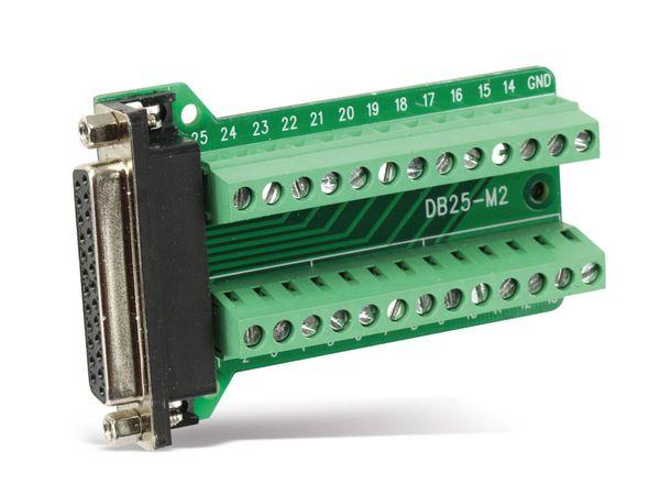 Sub-D Adapter, 25-polig - Produktbild 2