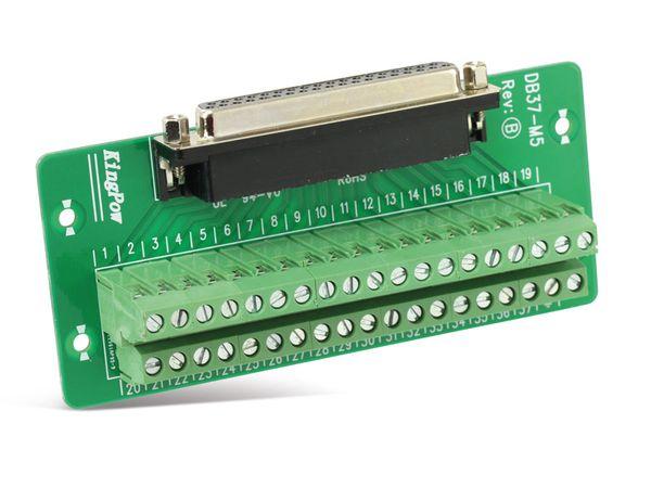 Sub-D Adapter, 37-polig - Produktbild 2