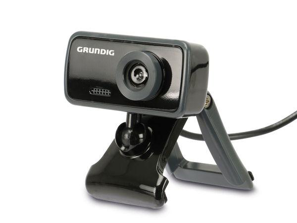 USB-HD Webcam GRUNDIG - Produktbild 1