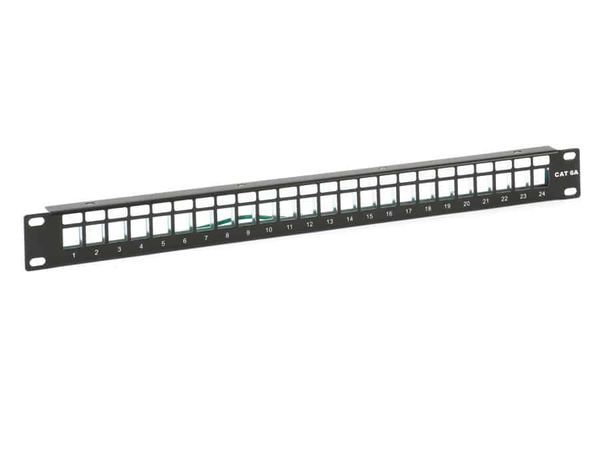 "Patchpanel Red4Power KPP-19-24, 19"", 24-port"