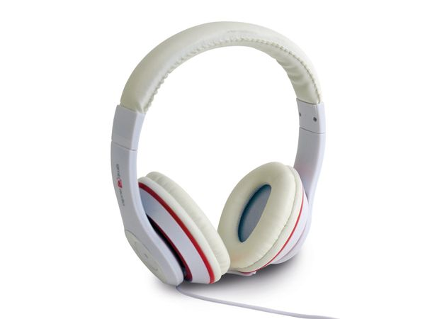 Headset GEMBIRD MHS-LAX-W, weiß