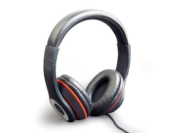Headset GEMBIRD MHS-LAX-B, schwarz