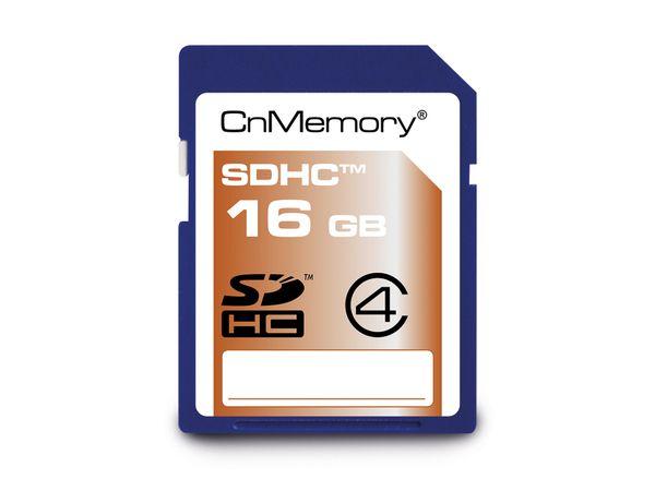 SDHC Card CnMemory, 16 GB, Class 4