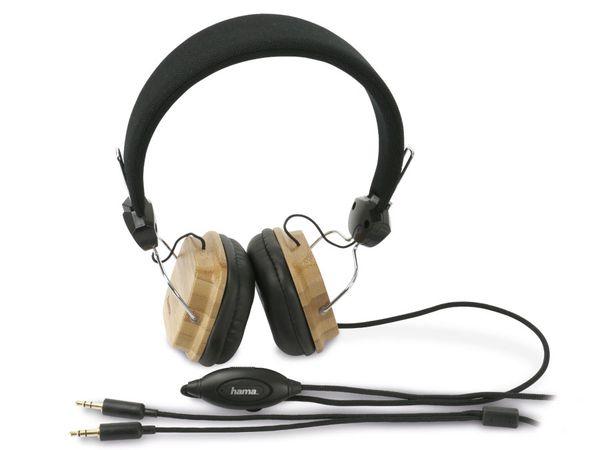 Headset HAMA 51668 BAMBOO - Produktbild 2