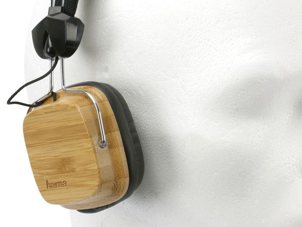 Headset HAMA 51668 BAMBOO - Produktbild 3