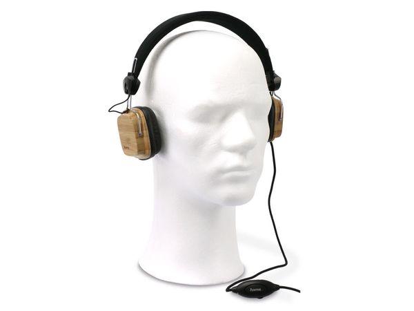Headset HAMA 51668 BAMBOO - Produktbild 4