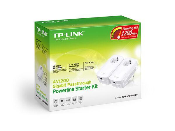 Gigabit-Powerline-Set TP-LINK TL-PA8010PKIT, AV1200 - Produktbild 3
