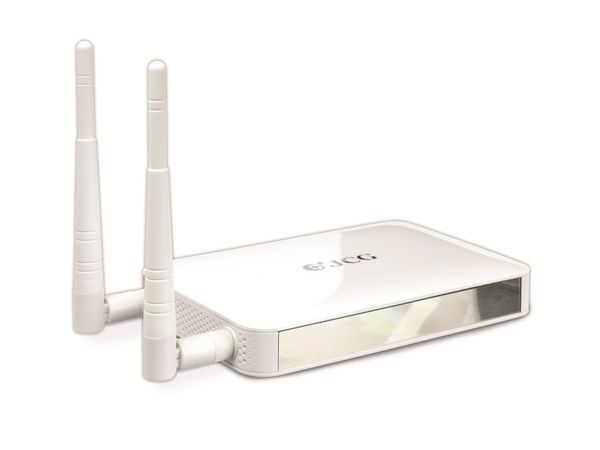 WLAN-Router JCG JHR-N926R, 300 Mbps - Produktbild 1