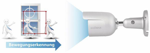 HD-Netzwerk-Farbkamera EDIMAX IC-9110W, 720p, WLAN - Produktbild 5