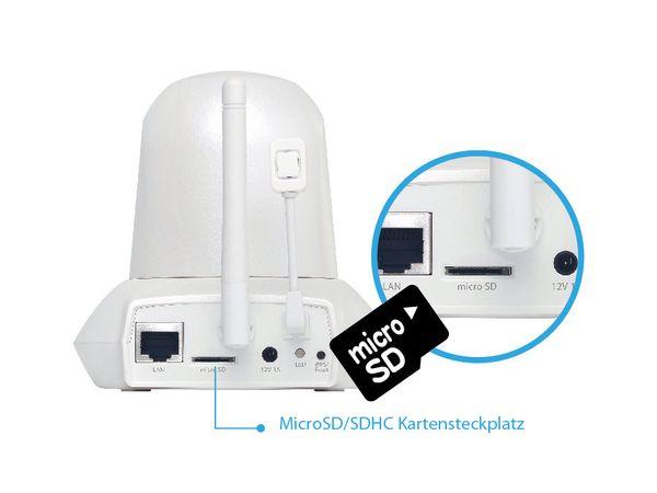 HD-Netzwerk-Farbkamera EDIMAX IC-7113W, 720p, WLAN, Pan/Tilt - Produktbild 2