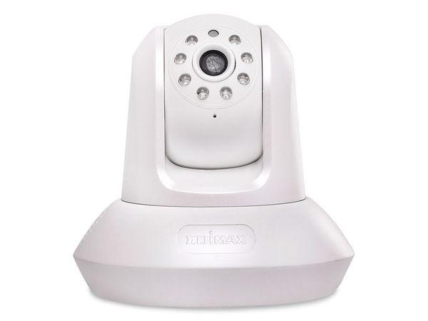 HD-Netzwerk-Farbkamera EDIMAX IC-7113W, 720p, WLAN, Pan/Tilt - Produktbild 12