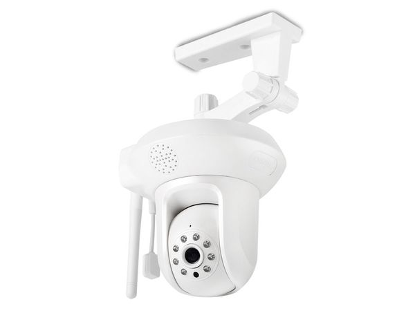 HD-Netzwerk-Farbkamera EDIMAX IC-7113W, 720p, WLAN, Pan/Tilt - Produktbild 20