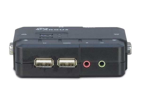 KVM Switch KVM CS-21UA, 2-port - Produktbild 2