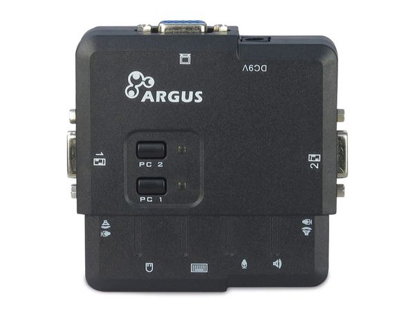 KVM Switch KVM CS-21UA, 2-port - Produktbild 5
