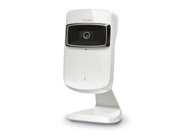Netzwerk-Farbkamera TP-LINK NC200, LAN/WLAN - Produktbild 1