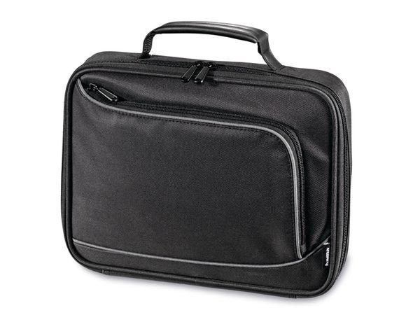 "Laptop-Tasche HAMA 101092 ""Sportsline Bordeaux"", 26 cm (10,2""), schwarz - Produktbild 1"