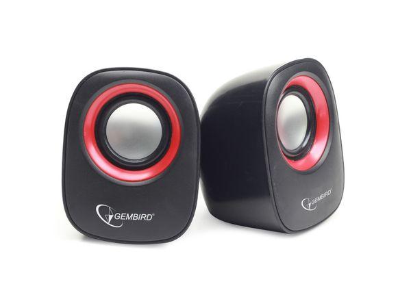 Computer-Lautsprecher GEMBIRD SPK-107A - Produktbild 1