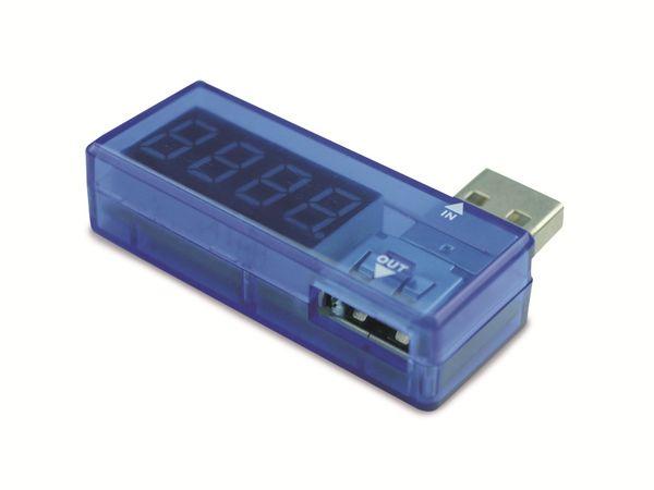 USB-Leistungsmessgerät GEMBIRD EMU-01