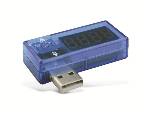 USB-Leistungsmessgerät GEMBIRD EMU-01 - Produktbild 2