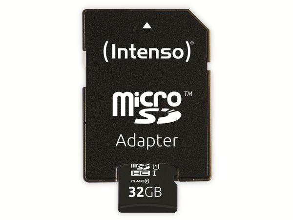 microSDHC Card INTENSO 3433480, 32 GB - Produktbild 4