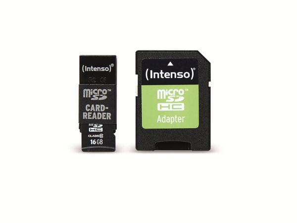 microSDHC Card INTENSO 3413760, 16 GB - Produktbild 2