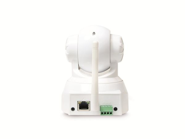 IP-Kamera LOGILINK WC0030W, Pan/Tilt, WLAN, weiß - Produktbild 6