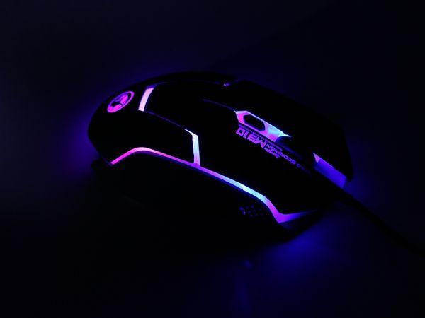 Gaming-Maus mit Farbwechsel LEDs RED4POWER R4-M011B - Produktbild 11