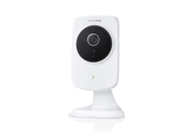 Netzwerk-Farbkamera TP-LINK NC220, LAN/WLAN - Produktbild 1