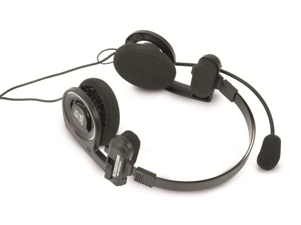 Stereo-Headset KOSS PORTA PRO SPEAK EASY - Produktbild 1