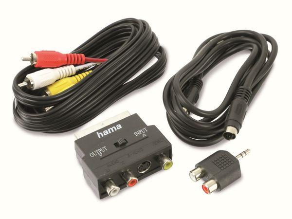 DVD-Kabel-Kit HAMA 75056460, 2 m