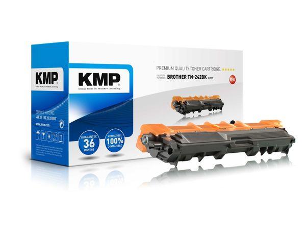 Toner KMP, kompatibel für Brother TN-242BK, schwarz