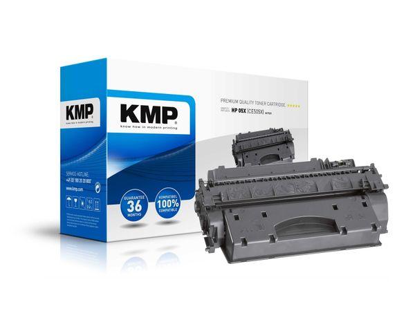 Toner KMP, kompatibel für HP 05X (CE505X), schwarz