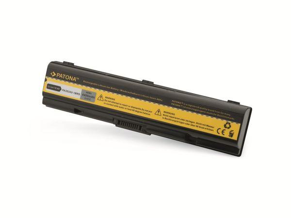 Laptop-Ersatzakku für TOSHIBA, 10,8 V-/4,4 Ah