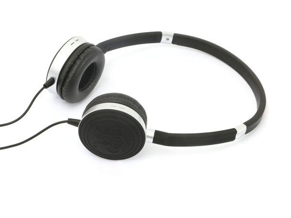 Over-Ear Headset ROCKING RESIDENCE Tric Rawr RR120, schwarz - Produktbild 1