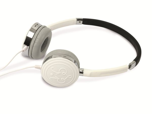 Over-Ear Headset ROCKING RESIDENCE Tric Precious RR121, weiß - Produktbild 1