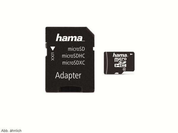 Micro SDHC Card HAMA 108015, 8 GB