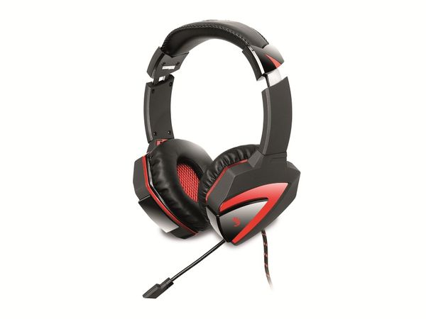 Gaming-Headset A4TECH BLOODY A4-G501 7.1, Over-Ear, schwarz/rot - Produktbild 1