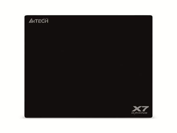 Gaming-Mauspad A4TECH A4-X7-500MP, 437x400 mm, schwarz - Produktbild 1