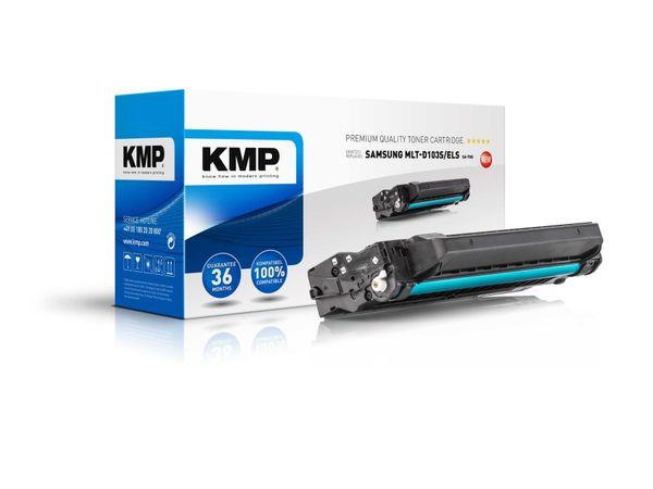 Toner KMP, kompatibel für Samsung MLT-D103S/ELS, schwarz
