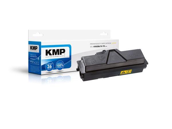Toner KMP, kompatibel für Kyocera TK170, schwarz